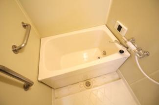 【浴室】シティハイツイーストコート9番街