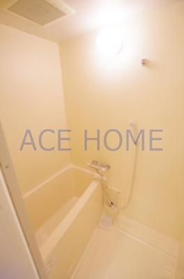【浴室】コーナーワン