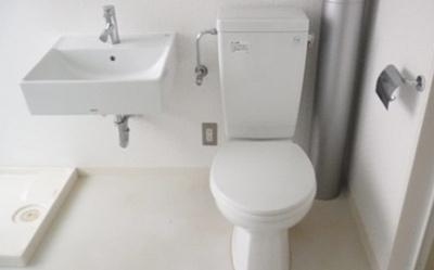 【トイレ】シェマリー茗荷谷