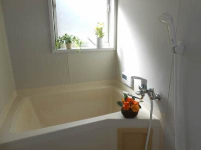【浴室】グリーンハイム A棟・