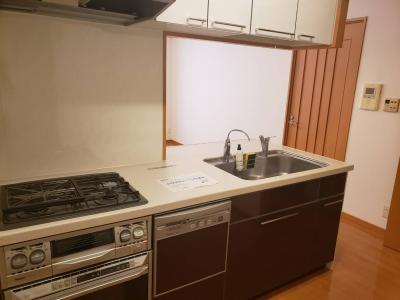 【キッチン】ラ・パルク・ステーション竹下公園通り