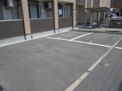 【駐車場】フジパレス浜寺ノース6番館