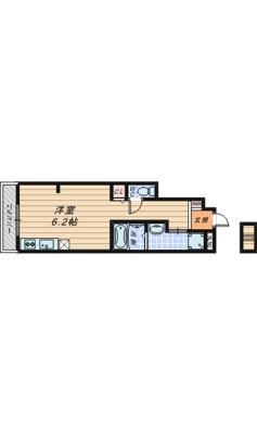 【区画図】あんしん+八田寺町08-1051