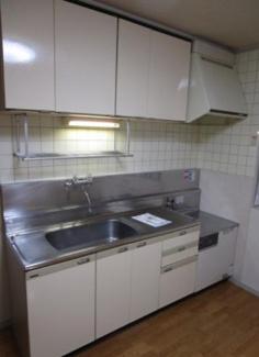 【キッチン】《RC造!高積算!》厚木市栄町2丁目一棟マンション
