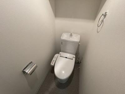 【トイレ】アルグラッド鷺洲