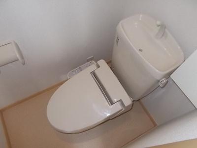 【トイレ】ベル・ソレイユⅢ