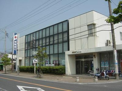 常陽銀行知手支店まで700m