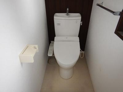 【トイレ】旭荘