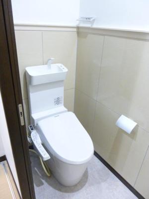 【トイレ】グランエステート大井