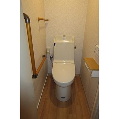 【トイレ】岡本センチュリーマンション