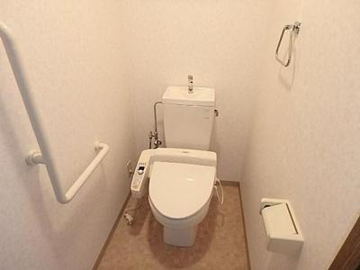 【トイレ】セトルコート山御影