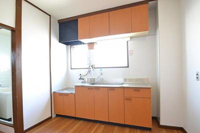 【キッチン】シャトレー六甲