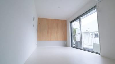 【居間・リビング】ベイルーム横濱鶴見Ⅰ