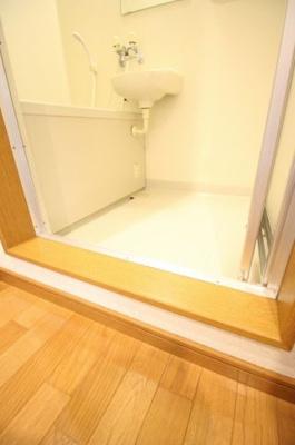 【浴室】ウエストマーシュ