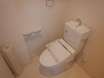 【トイレ】カインドネス古淵