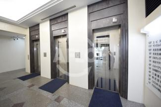 WAKITA堺筋本町ビル エレベーターホール