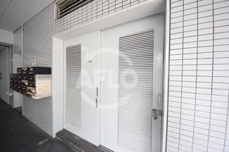 WAKITA堺筋本町ビル ごみ置き場