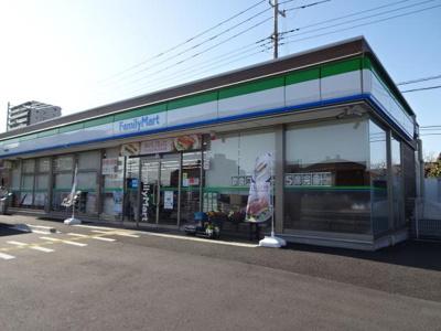 ファミリーマート若葉駅西店まで335m