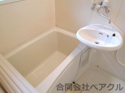 【浴室】メゾンドール21