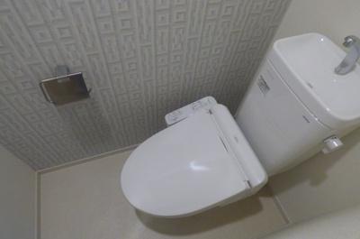【トイレ】シルエーラ千里丘