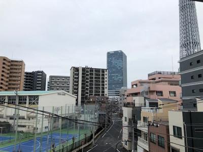 【展望】ディアレイシャス押上SKY VILLAGE