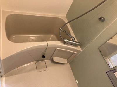 【浴室】ディアレイシャス押上SKY VILLAGE