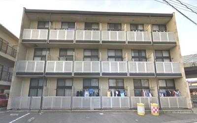 【外観】倉敷市中庄 収益マンション