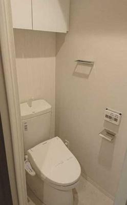 【トイレ】グランドメゾンノザワ フルリノベーション 分譲タイプ 南向き