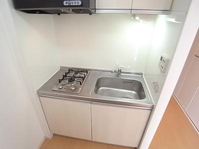 【キッチン】ブリランテⅢ番館