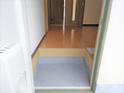 【玄関】柴田マンションB棟