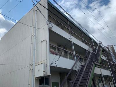 【外観】柴田マンションB棟