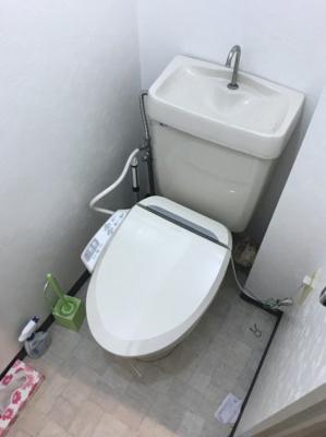 【トイレ】ルーチェ海老名