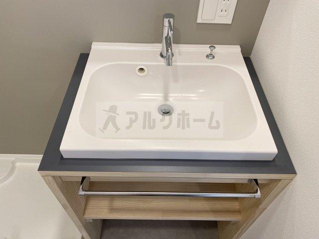 アメニティ藤井寺 洗面台