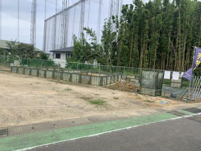 【外観】草津市東矢倉3丁目 分譲3区画 3号地
