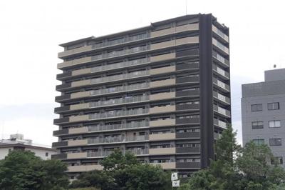【外観】5階角住戸◯ペット飼育可能◯4LDK◯改装後の引き渡し◯クレアガーデン伏見桃山