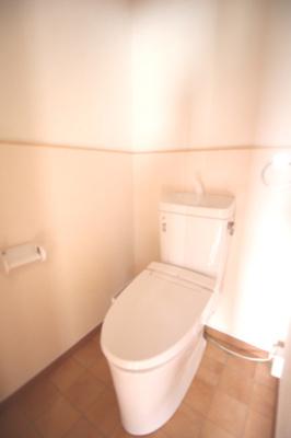 【トイレ】芳泉4丁目メゾネット