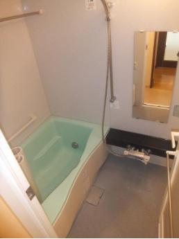 【浴室】ティーリーフ横浜モデルノ