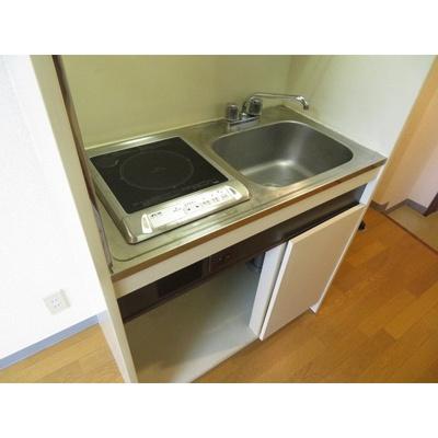 【キッチン】エバーグレース西府
