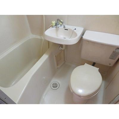 【浴室】エバーグレース西府