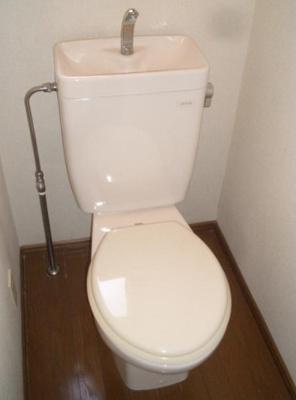 【トイレ】ヴェルドミール中井