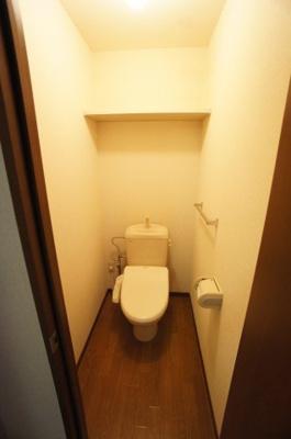 【トイレ】ハイネスB