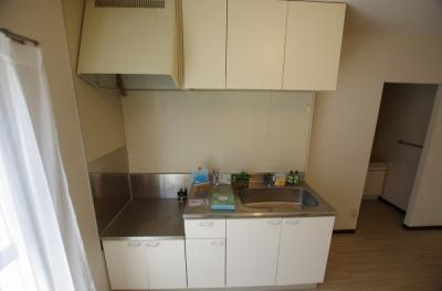 【キッチン】アゼリアパークハウス G棟