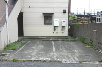 【駐車場】サンドミトリー