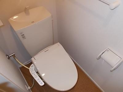 【トイレ】アルモニー A