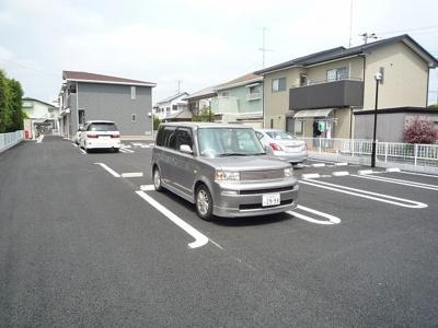 【駐車場】アルモニー A