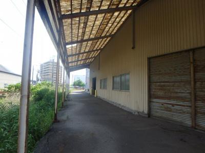 【外観】米倉倉庫