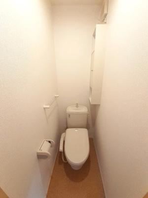 【トイレ】エムズ サニーガーデンⅤ