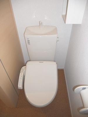 【トイレ】ボヌール・シュプレーム A