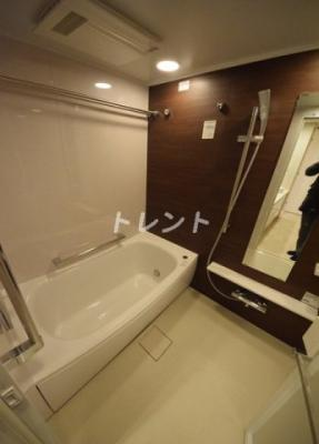 【浴室】元麻布レジデンス