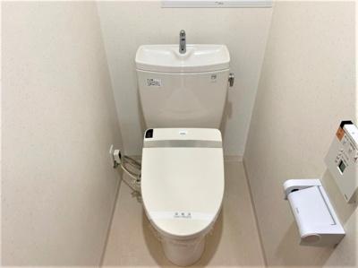【トイレ】アーバンカーサ難波